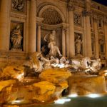 Holiday, Bucketlist, Urlaubsziel, Trevi Brunnen