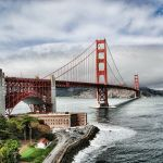 Urlaub, Bucketlist, Inspiration, Golden Gate Bridge