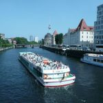 Urlaub, Holiday, Inspiration, Free Berlin River Cruise