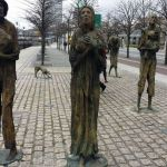 Urlaubsziel, Bucketlist, Holiday, The Famine Sculpture