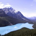 Urlaub, Holiday, Inspiration, Peyto Lake